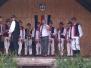Nedeľné popoludnie s ľudovou muzikou - Uzovské Pekľany