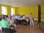 Pracovné stretnutie k príprave stratégie CLLD, Renčišov 15.7.2015