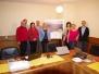 Pracovné stretnutie projektu nadnárodnej spolupráce v Lipovciach